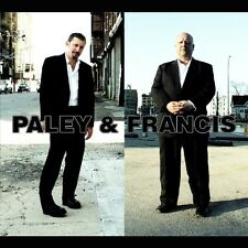 REID PALEY & BLACK FRANCIS - PALEY & FRANCIS  CD NEU