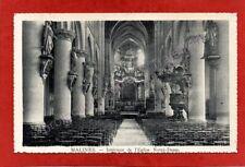 cpa MALINES - Intérieur de l'Eglise Notre-Dame