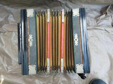 Vintage German made accordian - working but needs minor work