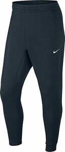 Nike Club Fleece Tapered Joggers Jog Pants Bottoms Sport Casual for Men Navy NEW