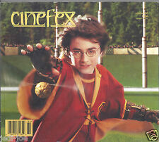 Cinefex #88 Harry Potter Monsters Inc Fast & Furious Rare Behind the Scenes Pics