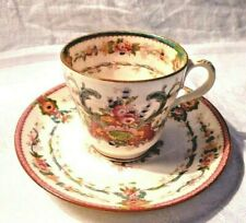 Tasse en porcelaine anglaise Minton Claudon