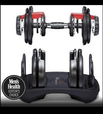 NEW Bowflex SelectTech 552 Adjustable Single Dumbbell IN HAND Look 👀 Buy 2 Save