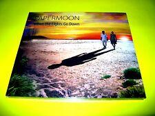 PAPERMOON - WHEN THE LIGHTS GO DOWN |  DIGIPACK OVP | Austropop Shop 111austria