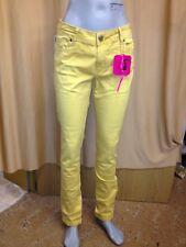 Damen Jeans Hose gelb W 29/32 Gr. ca. 38/40 von Daniela Katzenberger * Neu *
