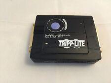 Tripp Lite B170-002-R IEEE Reversible 2 Position 3xDB25F Parallel Switch