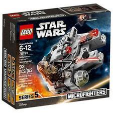 Lego Microfighter Halcon milenario