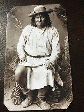 Geronimo Apache Native American Museum Quality tintype C102RP