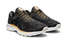 Asics GT 2000 8 Hombre Zapatillas para Correr Negro Respirable Run -
