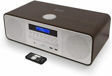 AUDIBLE FIDELITY Complete Hi-Fi /DAB+ Stereo System/ BLUETOOTH/ CD/ USB/AUX IN