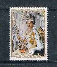 Cook Is.1973 Anniv.of Coronation SG429 MNH