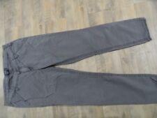 SILVER Jeans coole Chinopants GWEN CHINO grau Gr. 30/31 TOP KoS1217