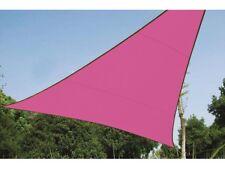 VOILE OMBRAGE Toile solaire triangulaire - 3.6 x 3.6 x 3.6m REF GSS3360FU