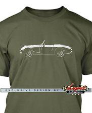 Austin Healey Sprite MKI Roadster Men T-Shirt - Multiple Colors Sizes - British
