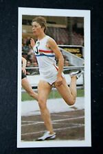 Long Jump     Mary Rand  UK Olympian  Photo Card  ## VGC