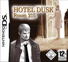 Hotel Dusk: Room 215 (Nintendo DS, 2007) -