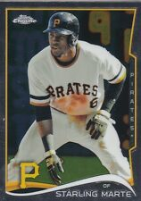 PITTSBURGH PIRATES STARLING MARTE 2014 TOPPS CHROME #172