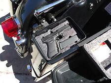 HardBagger Top Shelf Glock Insert For Saddlebag Organizer 04-2013 Harley Touring