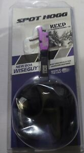 Spot Hogg-Boa Wiseguy REL5450711 Adult bow Release Buckle - Black/purple