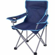 Ozark Trail Kids' Folding Camp Chair (navy), wm7 m01