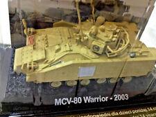 Tow Truck Tank MCV-80 Warrior - 2003 - Scale 1:72 Die Cast - RunSun - New