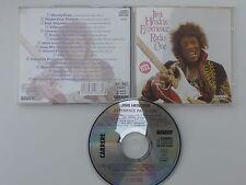 CD ALBUM JIMI HENDRIX EXPERIENCE Radio one 96672