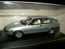 1:43 Minichamps Saab 93 Coupe silber/silver in OVP
