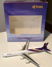 HERPA WINGS 1:500 Thai Airways Airbus A340-600 on board sale