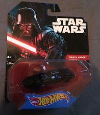 Hot Wheels 1:64 Character Cars STAR WARS Darth Vader CGW36-0917