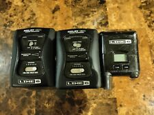 Line 6 Relay G30 Wireless Guitar System - 2 Receivers and 1 Transmitter