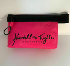 Kendall + Kylie Makeup Bag Pink and Black