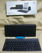 Logitech Y-R0021 iPad iOS Android Tablet Bluetooth Keyboard Great Condition