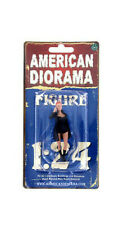 "GIANNA LADIES NIGHT OUT AMERICAN DIORAMA 1:24 Scale FEMALE LADY 3"" Figure"