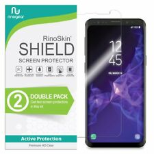 For Samsung Galaxy S9 Screen Protector 2 Pcs Crystal Clear Premium Flexible Film