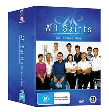 BRAND NEW All Saints : Collection 1 (DVD, 2018, 31-Disc Set) *PREORDER R4 S1-3