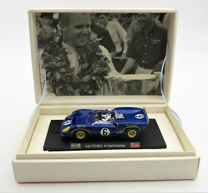 REVELL MONOGRAM CAN AM LOLA T70 MARK DONOHUE 4833 NEW 1/32 SLOT CAR IN DISPLAY