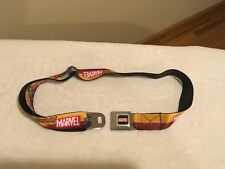 Marvel Comics Buckle Down Belt