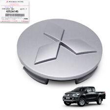 Wheel Center Cap Cover Trim Black Fits Mitsubishi L200 Triton Pickup 2016 2017