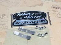 Range Rover 50 Zähne Jubiläum Auto Abzeichen Owner´S Sammelobjekt