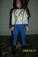 Vintage Rare Little Mermaid Prince Eric Dressed Ken Barbie Doll
