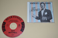 Guy Mitchell-Heartaches by the number/Bear FAMILY 1990/W. Germany/RAR