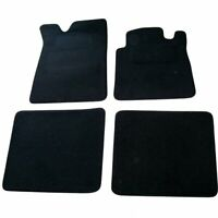 Renault Kangoo MPV 5 Seat 03-09 Car Floor Mat Sakura SS4726 Black Trim Brand New