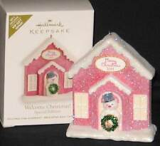 2011 Hallmark Welcome Christmas VIP Gift Repaing