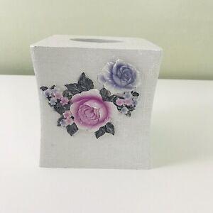 Michelle/ Liliac Tissue Box