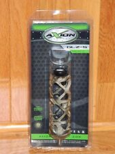 Brand New Axion 5 Inch GLZ Bow Stabilizer -Mathews Lost Camo- Left or Right Hand