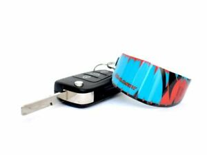 3D Keychain, Keyring - Kitesurfing, Kiteboarding Kite (Flexible)