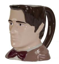 Matt Smith - The 11th Doctor Who - 3D Ceramic 'Toby' Style Collectors Mug