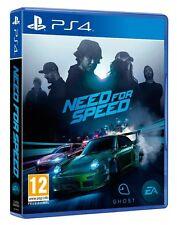 NEED FOR SPEED EN ESPAÑOL NUEVO PRECINTADO PS4