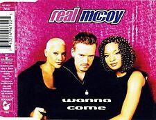 Real McCoy I wanna come (7 versions, 1997) [Maxi-CD]