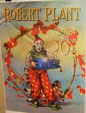 Robert Plant Band Of Joy Full Color Poster Led Zeppelin Very Cool